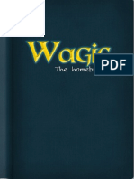Wagic Manual