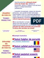 Tehnici-Proiective