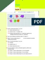 Olá Matemática, 6º ano - Ficha_de_avaliacao_2