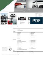 Catalogue Gamme q5