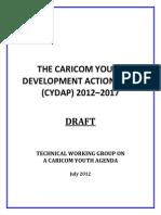 CARICOM Youth Development Action Plan (CYDAP) 2012-2017 Rev (1)