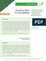 Guía de práctica clínica en pie diabético