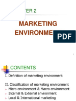 C2 Marketing Environment