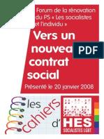 Les Cahiers d'Hes #01 (20 janvier 2008)