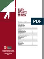 Estadistica de Mineria Peru 2013