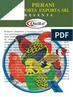 Quiko - Catalogo 2012[1]