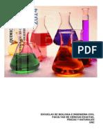 Guia TP, Catedra Quimica General 2014. FCEFyN-UNC