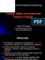 4-ITK-330 Steady State Nonisothermal Reactor Design