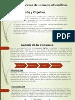 Análisis forense Presentacion