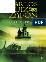 Zafon, Carlos Ruiz - De Nevelprins