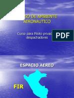 Curso de Ambiente Aeronautico