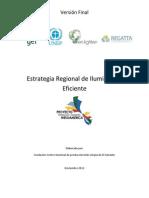 Estrategia Regional de Iluminacion Eficiente Final 251113 VF 2