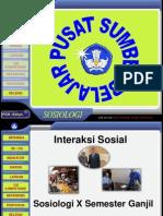 INTERAKSI SOSIAL. POWER POINT