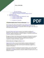 Historia Economica de Mexico - Apunte