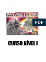 CURSO DE TIRO NÍVEL I 04-2011 OK
