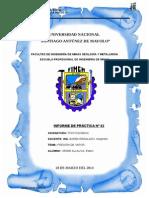 INFORME Nº 02 DE FISICOQUIMICA