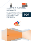 CUADERNO DEL PARTICIPANTE TALLER LA PRODUCTIVIDAD LABORAL EN MI VIDA PROFESIONAL.pdf