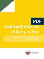 Gobierno de Chile - (2006) Habitabilidad de niños y niñas