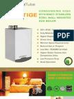 Solo Prestige High Efficiency Gas-Fired Boiler Brochure