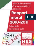 Les Cahiers d'Hes #09 (3 décembre 2011)