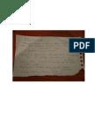 Roughcut Feedback Sheets