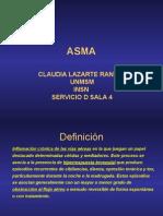 13909069 Fisiopatologia Del Asma en Pediatria