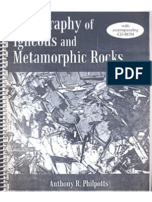 GEOLOGY 2502 - Igneous and Metamorphic Geology II