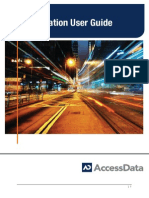 Summation User Guide - Access Data 2012