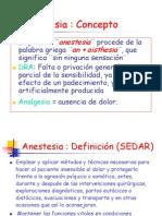 Anestesia 1