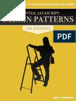 Essential JavaScript Design Patterns For Beginners - Addy Osmani.epub