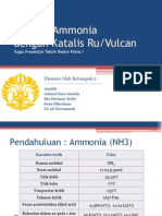Sintesis Ammonia