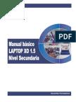 Manual Basico Laptop XO 1.5 Secundaria FINAL