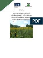 Invazia Plantelor Adventive Invazive - Impact