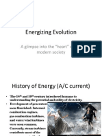 Energizing Evolution