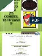 RESTAURANT BUFFET CONEJO BLAZZ.pptx