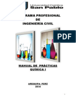 Manual Química I Final. Ing. Civil