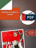 Sistema de Salud Canadá