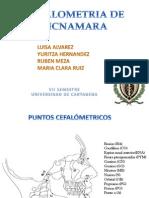 Cefalometria de Mcnamara