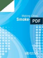 Membuat Kota Bebas Rokok