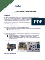 Proyecto generador de señales