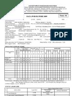 Format Data Pokok Smk 2009 Word