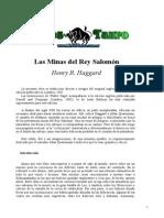 Haggard, Henry R. - Las Minas Del Rey Salomon