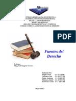 Fuentes Del Derecho 2