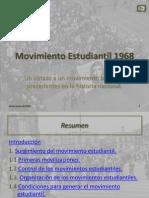 Movimiento Estudiantil 1968 Nuevo