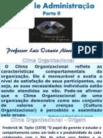 Administração - Material Teórico - Parte II - Professor Luis Octavio