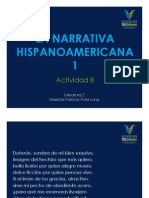 Narrativa hispanoamericana 1