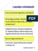 05. Subduccion y Metalogenesis Procesos a Gran Escala V