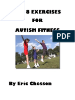 Top 8 Exercises for Autism Fitness