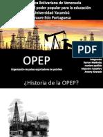 OPEP Exposicion