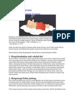9 hikmah tidur miring ke kanan.docx